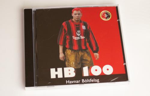 HB fløgan – HB 100 ár