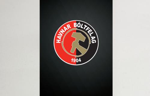 Plakat HB búmerki (50×70 cm)