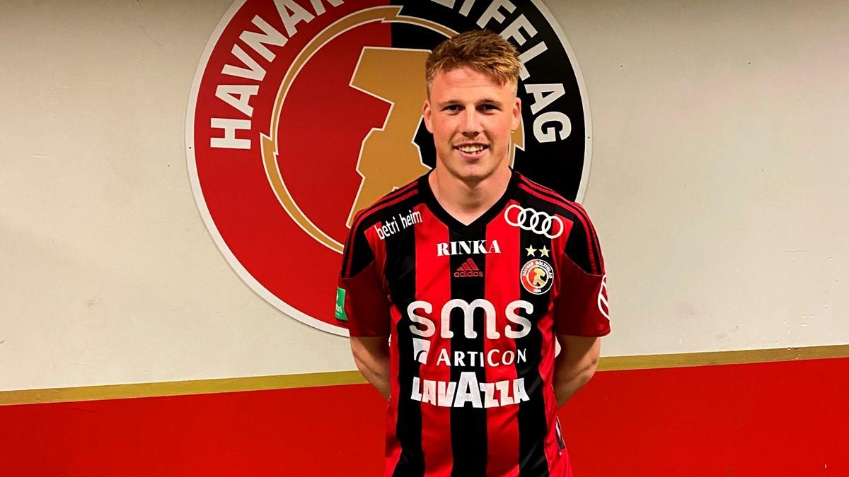 U21-landsliðsleikari til HB